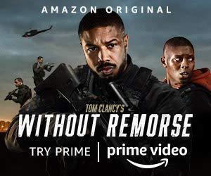 Advertisement - Amazon Prime Video