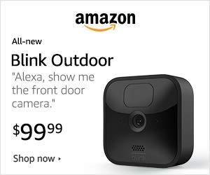 Blink Front Door Camera