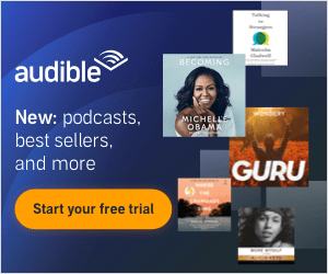 Amazon Audible Gift Membership