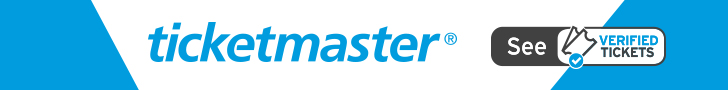 Advertisement - Get Verified Tickets on Ticketmaster