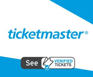 Advertisement - See Verified Tickets on Ticketmaster