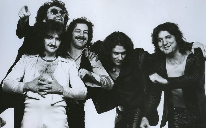 Blue Oyster Cult in 1977