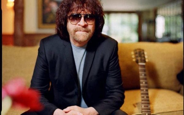Jeff Lynne of Electric Light Orchestra (ELO)