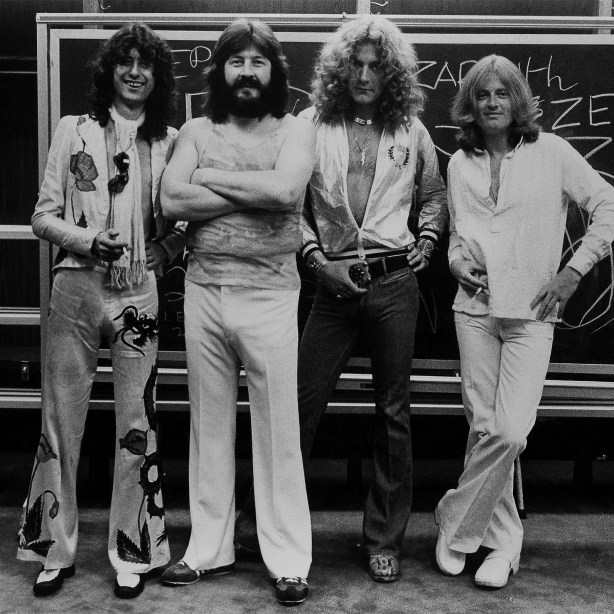 Led Zeppelin is one of the top-selling rock bands of all time