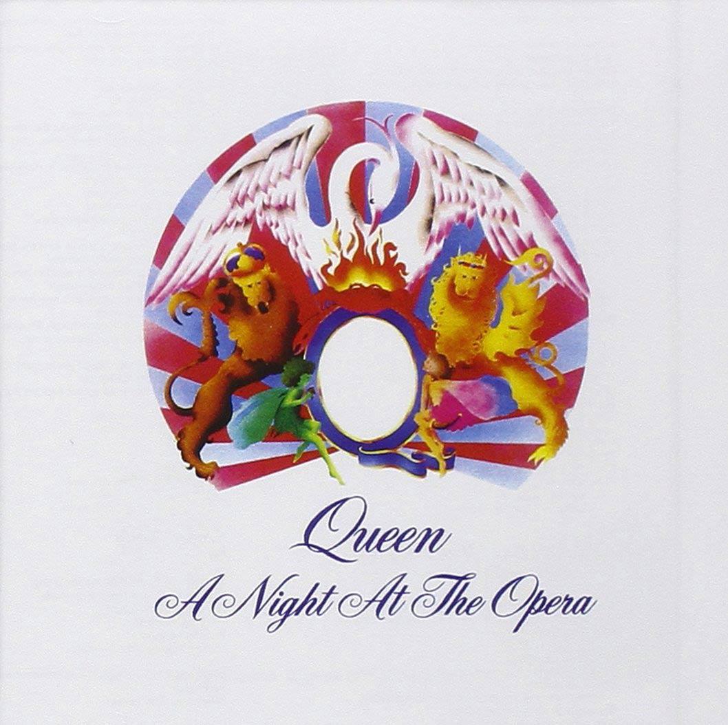 A Night at the Opera album cover
