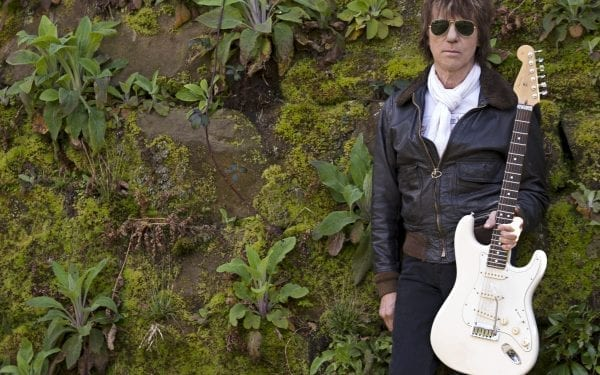 Jeff Beck - Photo by Ross Halfin