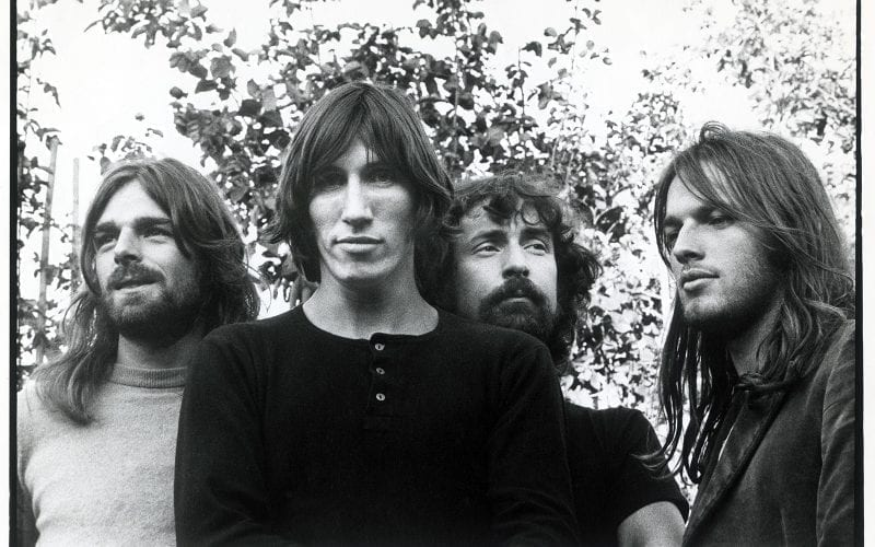 Pink Floyd is one of the top-selling rock bands of all time