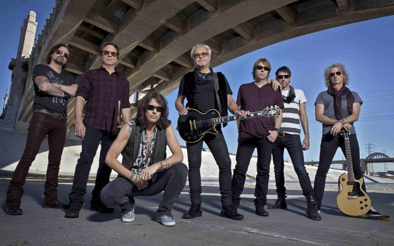 Foreigner 2018 tour