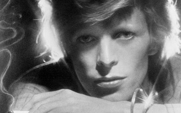 David Bowie in 1975