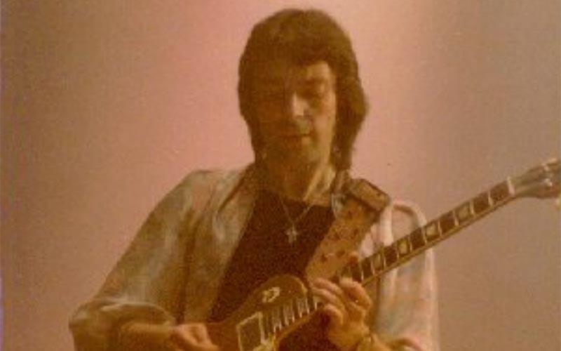 Steve Hackett of Genesis