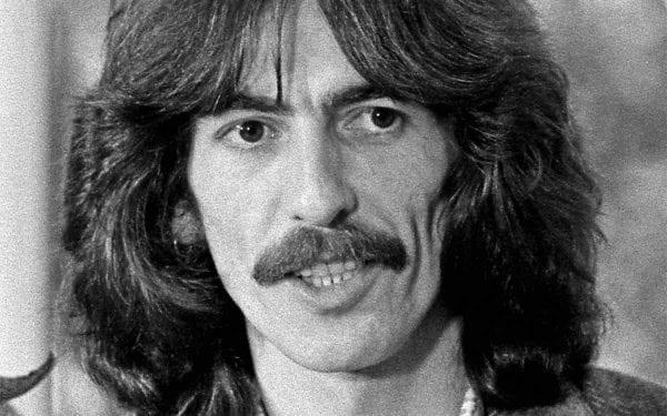 George Harrison in 1974