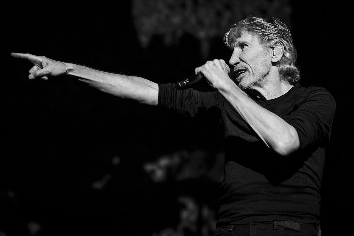 Roger Waters Plots North American 'This Is Not a Drill' Tour