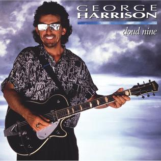 George Harrison Cloud Nine album cover