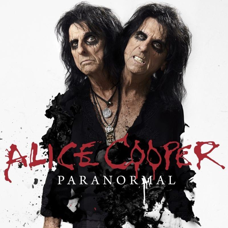 Alice Cooper Paranormal Album Cover