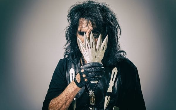 Alice Cooper copyright ear music credit: Rob Fenn