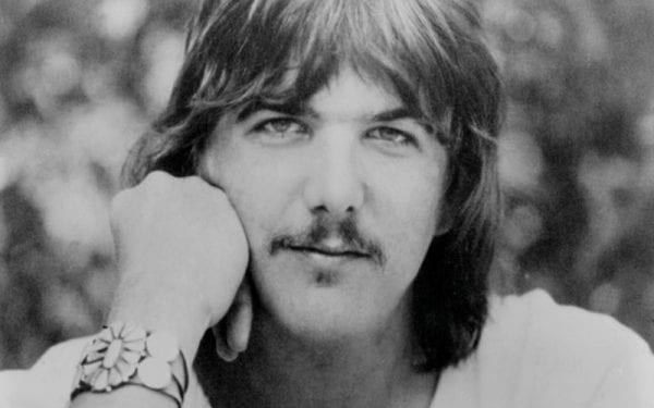 Gram Parsons of The Byrds