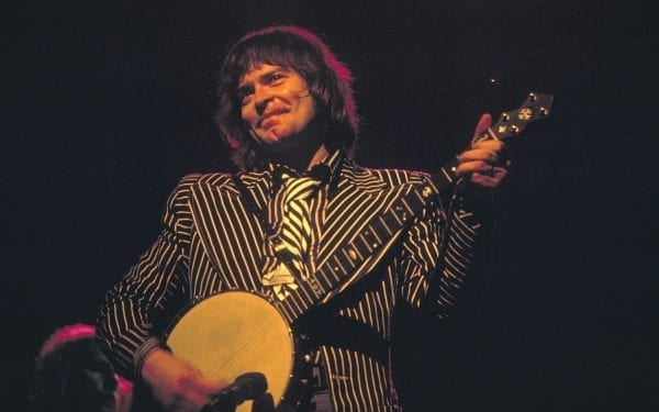 Chris Copping of classic rock band Procol Harum
