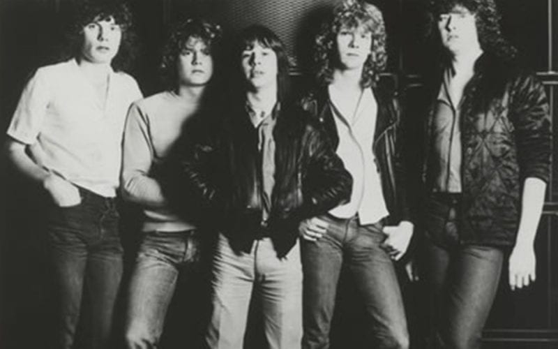 Def Leppard in 1980