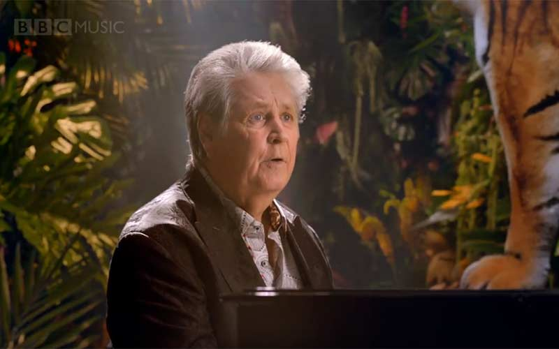 Brian Wilson in BBC Music 'God Only Knows'