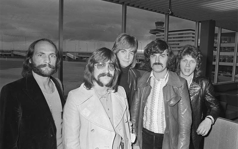 The Moody Blues are among the 2018 Rock Hall nominees