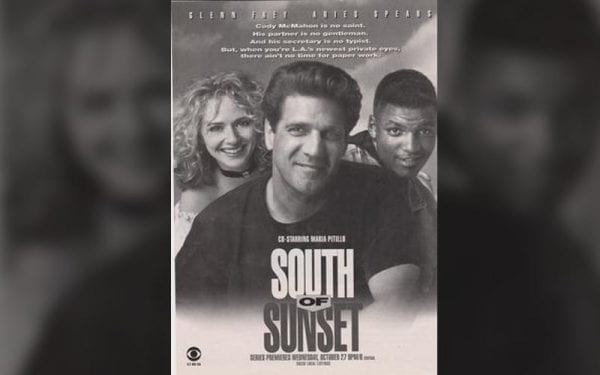 South of Sunset promotional poster