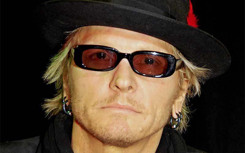 Matt Sorum of Guns N Roses