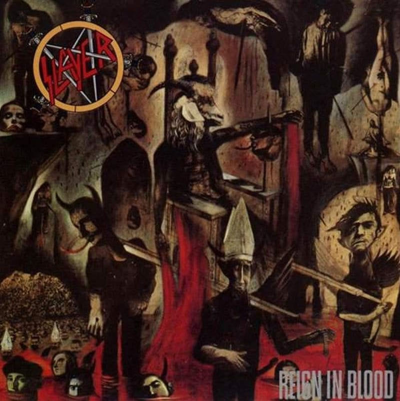 Slayer Reign in Blood