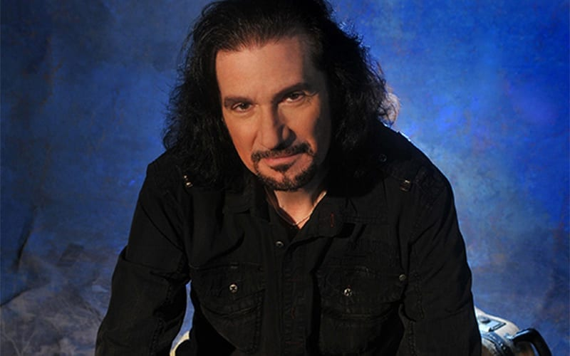 Classic rocker Bruce Kulick of Kiss and Grand Funk Railroad