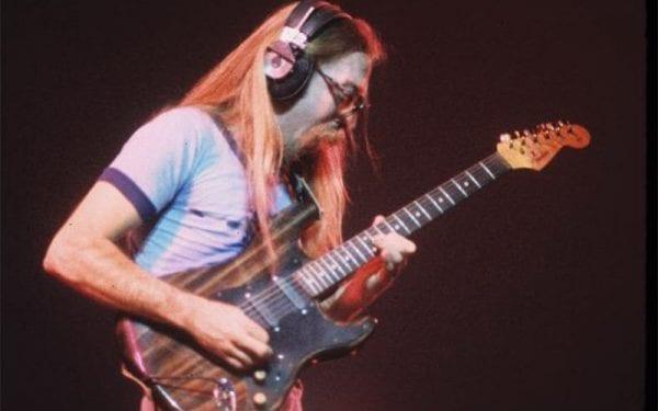 Classic rock musician Jeff Skunk Baxter