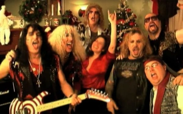 Classic Rock Christmas Songs