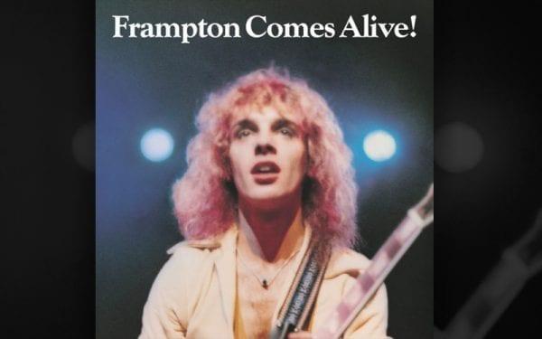 Peter Frampton's Frampton Comes Alive! album cover