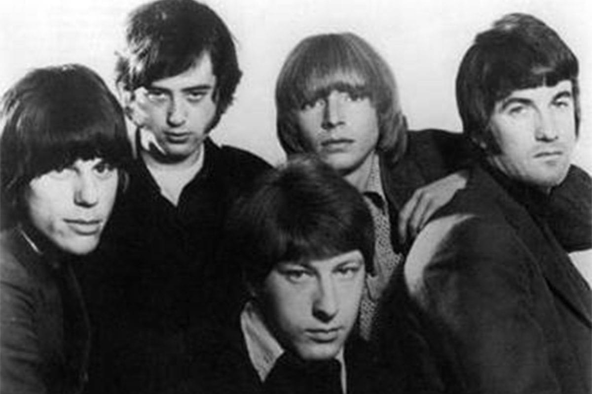 Yardbirds in 1966