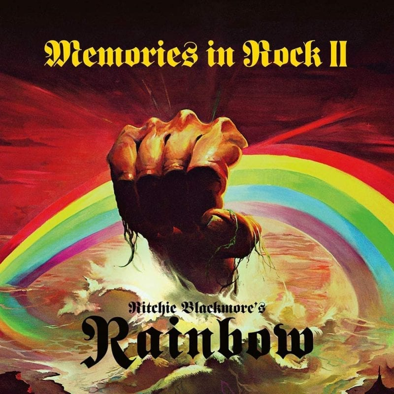 Rainbow Memories in Rock II