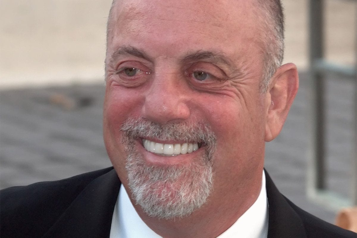 Billy Joel in 2009