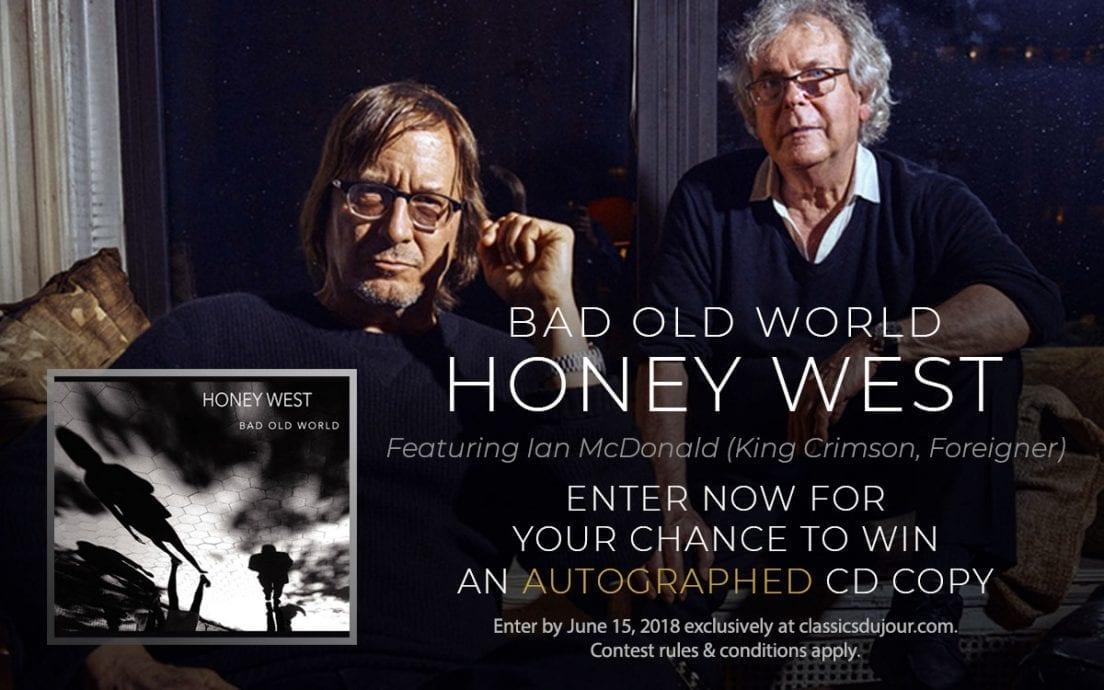 Honey West Bad Old World contest