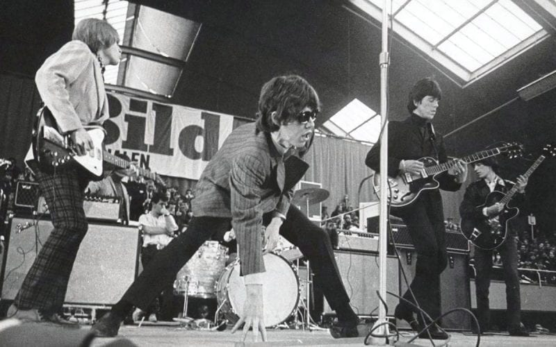 The Rolling Stones in Stockholm, 1966