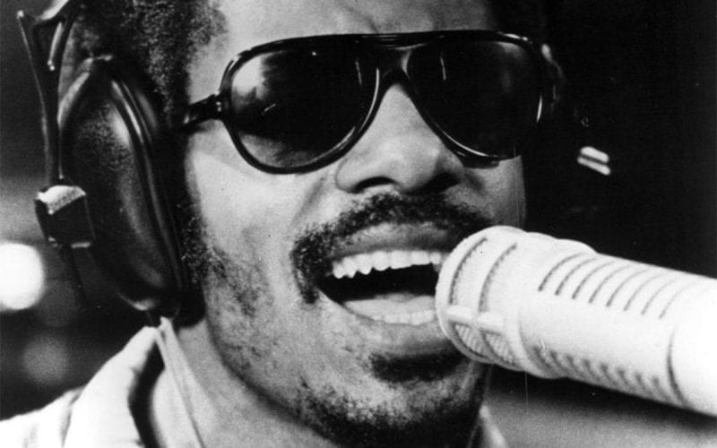 Stevie Wonder in 1973
