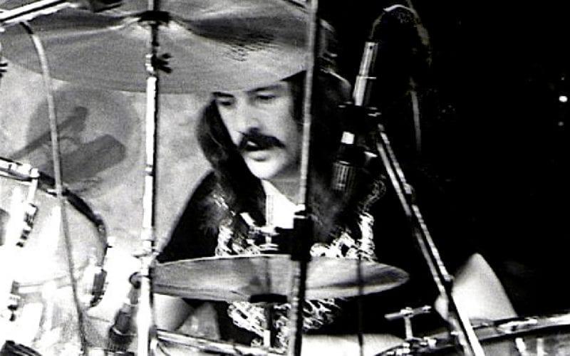 John Bonham of classic rock band Led Zeppelin