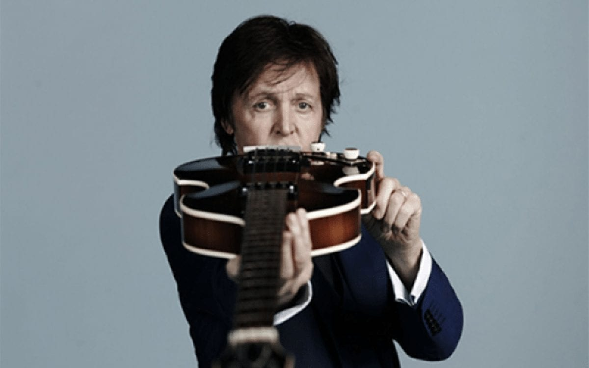 Paul McCartney to Premiere Two New Songs Next Month