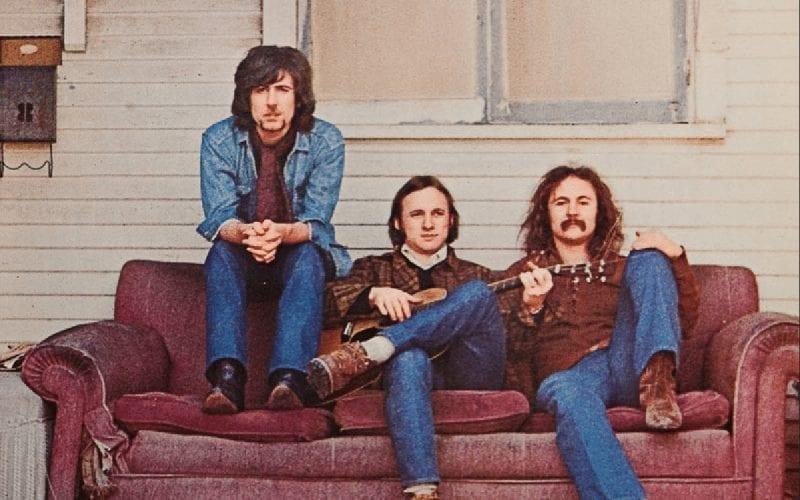 Classic rock trio Crosby, Stills & Nash