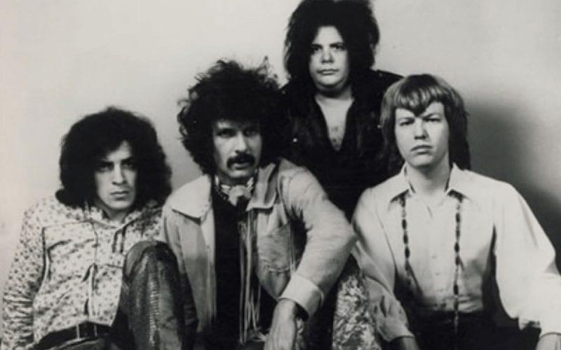 Classic rock band Mountain