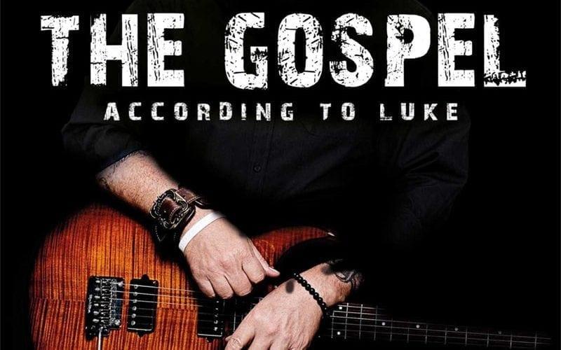 The Gospel According to Luke book cover