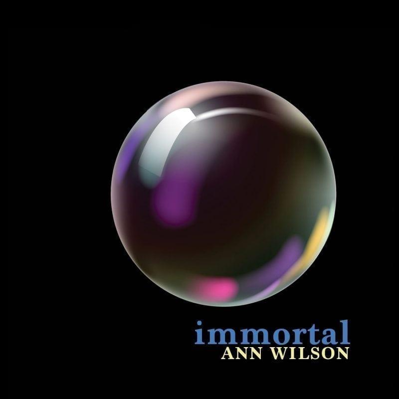 Ann Wilson Immortal Album Cover