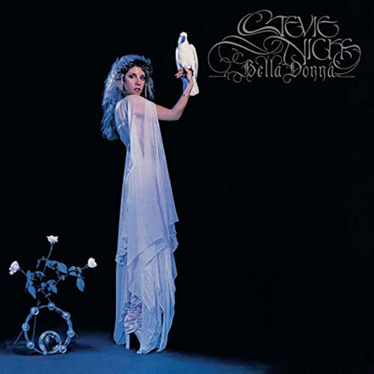 Stevie Nicks Bella Donna album cover