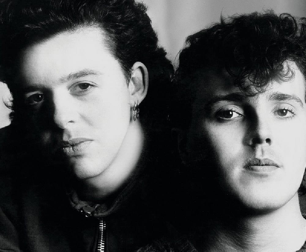 Classic pop rock duo Tears for Fears