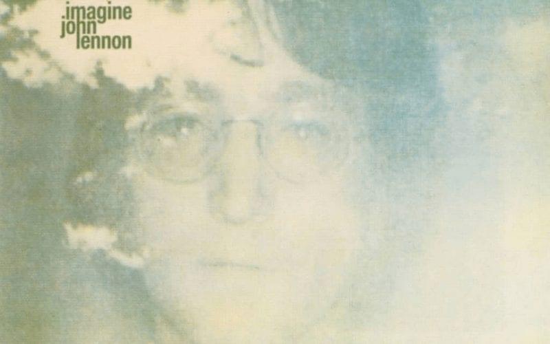 John Lennon Imagine album cover