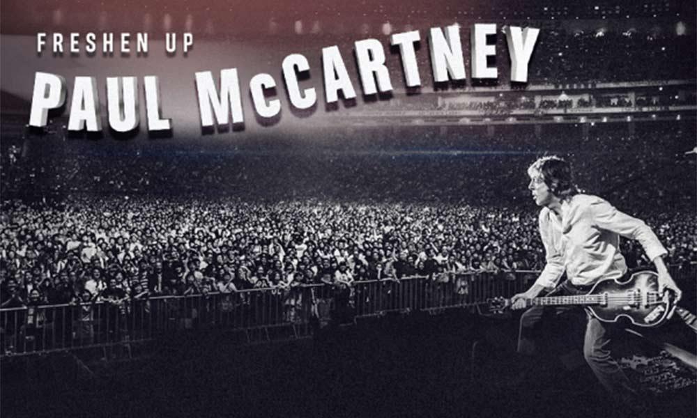 Paul McCartney Freshen Up