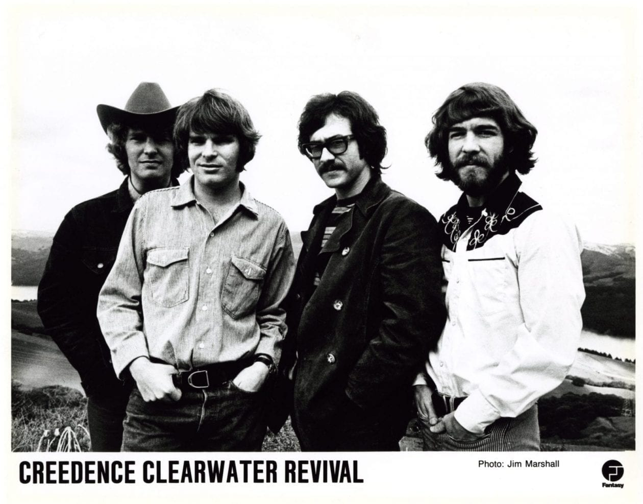 Creedence Clearwater Revival 50th Anniversary