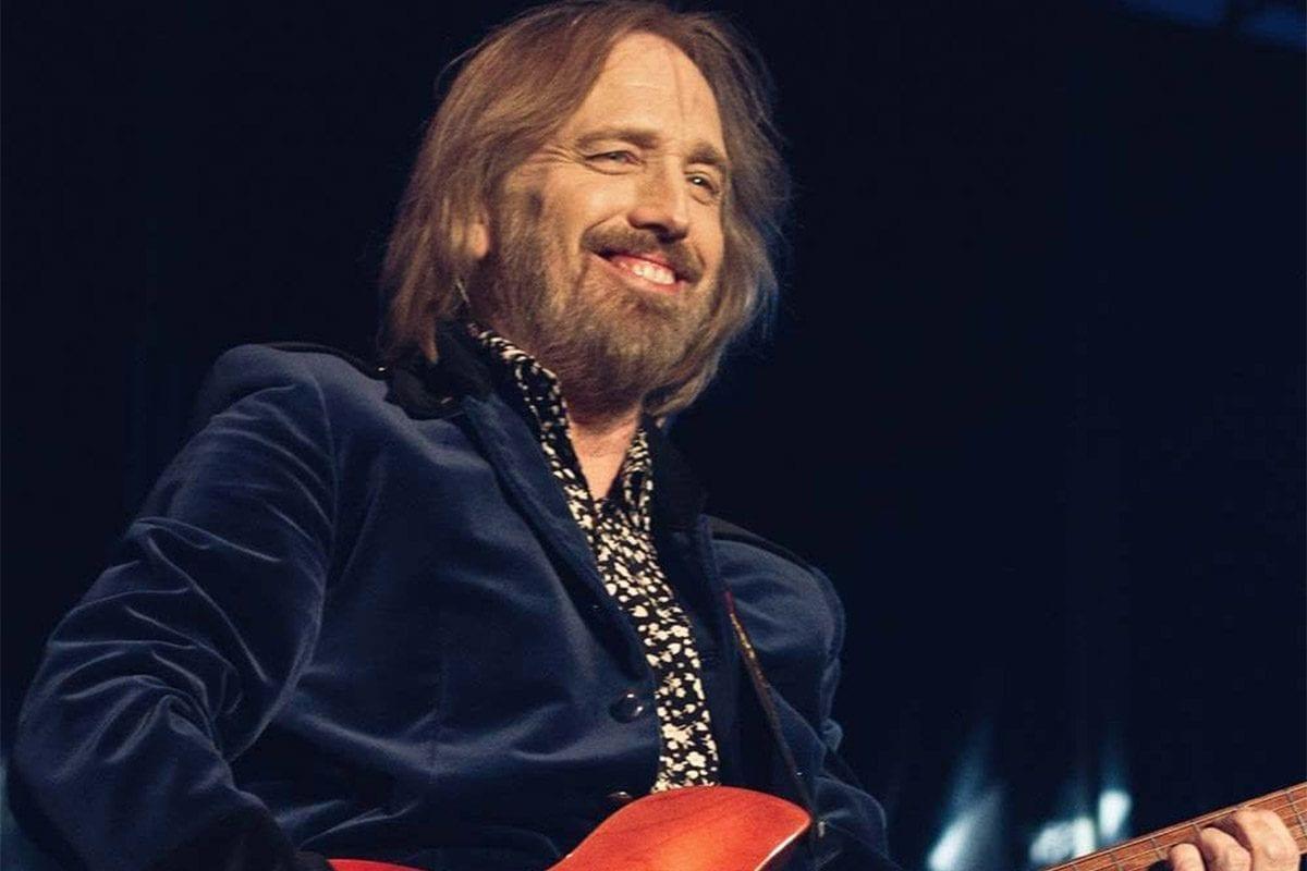 Tom Petty in 2012