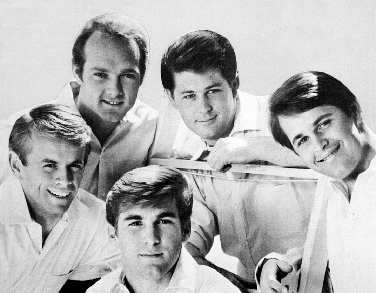 Beach Boys in 1965